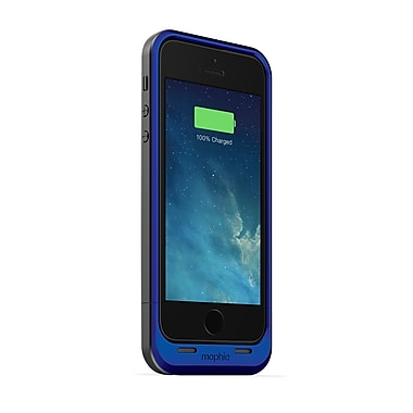 Mophie Juice Pack Air Battery for iPhone 5/5S, Blue