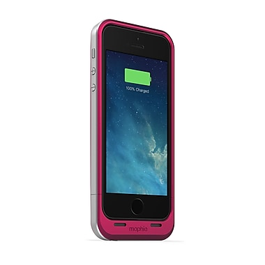 Mophie Juice Pack Air Battery for iPhone 5/5S, Pink