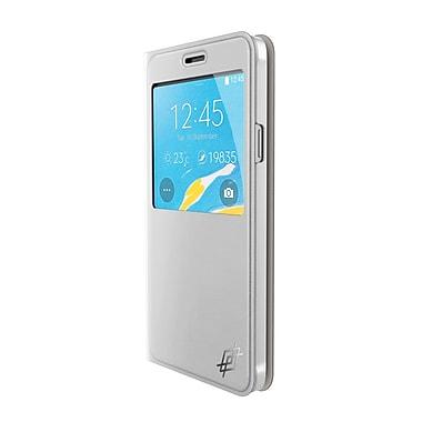 X-Doria – Étui Dash Folio View pour Galaxy Note 4, blanc