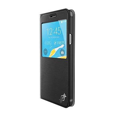 X-Doria – Étui Dash Folio View pour Galaxy Note 4, noir