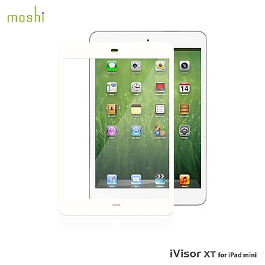 Moshi iVisor XT Screen Protector, iPad Mini, White