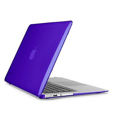 Speck – Étui SmartShell pour MacBook Air, 13 po, ultra-violet