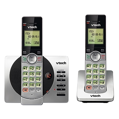 Vtech CS6929-2 2-Handset Cordless Phone with Digital Answering System