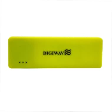 Digiwave 3000mAh Portable Smart Power Bank, 0.4