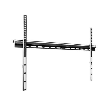 TygerClaw – Support mural à faible encombrement pour écran de 30 à 60 po, 21 x 30 x 1 po, noir