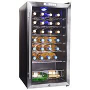 NewAir – Refroidisseur à vin AWC-270E à compresseur, 27 bouteilles