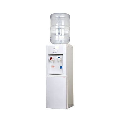 NewAir WCD-200W White Energy Star Hot & Cold Water Dispenser