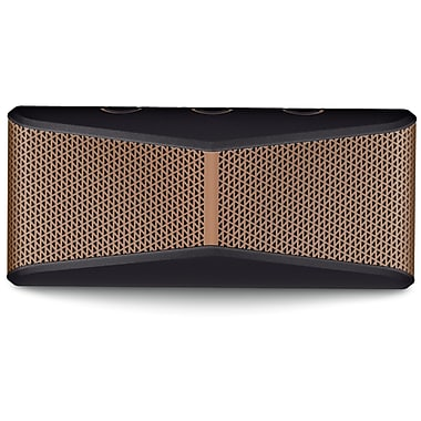 Logitech X300 Mobile Wireless Stereo Speaker, Brown