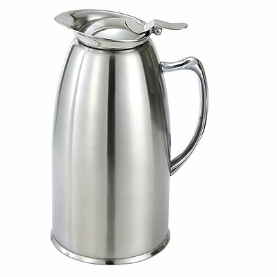 Winco Stainless Steel Lined Coffee Server Pot WYF078277419513