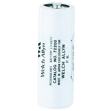Welch-Allyn 3.5V Rechargeable Battery, Black