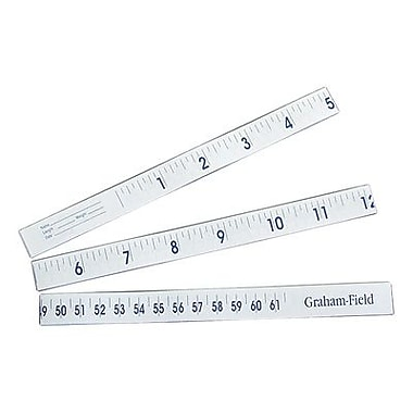 Graham Field Disposable Infant Tape Measure, 36