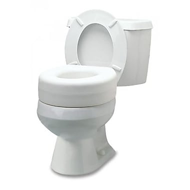 Graham Field Toilet Seat Raised White