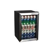 NewAir - Refroidisseur en acier inoxydable pour boissons AB-850, 84 cannettes
