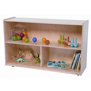 Wood Designs Versatile Single Storage Unit; Natural