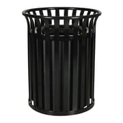 Ex-Cell Kaiser Streetscape 35.5-Gal Outdoor Waste Receptacle
