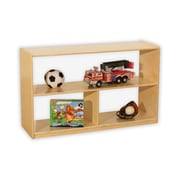 Wood Designs Natural Environment 30'' Versatile Shelf Storage Unit