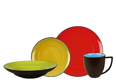 Waechtersbach Duo 16 Piece Dinnerware Set WYF078275465594