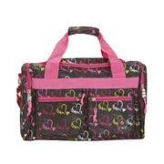 Rockland 19'' Carry-On Duffel; Heart1