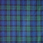 Patch Magic Watch Plaid Bed Skirt / Dust Ruffle; Full