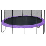 Skywalker Oval Spring Pad; Purple