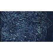 nuLOOM Zem Matlida Navy Blue Area Rug; 5' x 8'