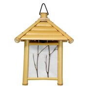 Oriental Furniture Pagoda 1 Light Mini Pendant; Light