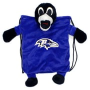 Forever Collectibles Pal Backpack; Baltimore Ravens