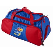 Logo Chairs NCAA 21'' Gym Duffel; University of Kansas