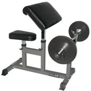 Valor Athletics CB-6 Adjustable Arm Curl Bench