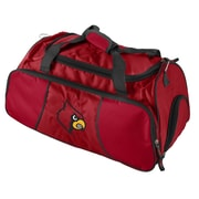 Logo Chairs NCAA 21'' Gym Duffel; University of Louisville