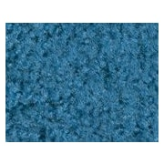 Carpets for Kids Mt. St. Helens Marine Blue Area Rug; Oval 6' x 9'