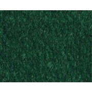 Carpets for Kids Mt. Shasta Forest Green Solid Area Rug; 6' x 9'