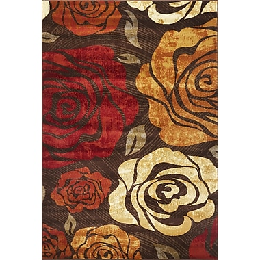KAS Rugs Lifestyles Rose Area Rug; 3'11'' x 5'3''