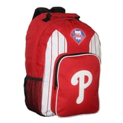 Concept One MLB Southpaw Backpack; Philadelphia Phillies