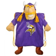 Forever Collectibles Pal Backpack; Minnesota Vikings