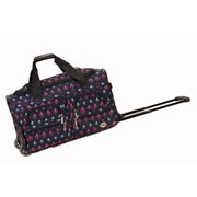 Rockland 22'' Travel Duffel with Shoulder Strap; Icon
