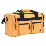 Rockland 19'' Carry-On Duffel; Yellow