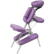 CustomCraftworks Melody Massage Chair; Purple