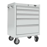 Viper Tool Storage 26''W 5-Drawer Tool Chest; White