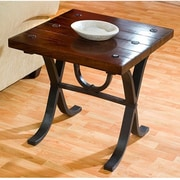 William Sheppee Rajah End Table