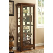 Wildon Home   Curio Cabinet