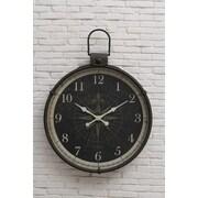 Creative Co-Op Sanctuary Oversized 34'' Wall Clock