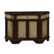 Coast to Coast Imports 1 Drawer 4 Door Cabinet