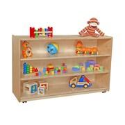 Wood Designs Shelf Storage Cabinet