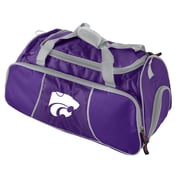 Logo Chairs NCAA 21'' Gym Duffel; Kansas State