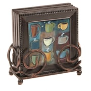 Thirstystone 5 Piece Coffee Cups Ambiance Coaster Gift Set