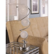 Anthony California Wire Ball 26.5'' H Table Lamp with Sphere Shade