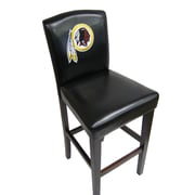 Imperial NFL Bar Stool with Cushion (Set of 2); Washington Redskins