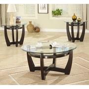 Wildon Home   Susanville 3 Piece Coffee Table Set