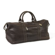 Claire Chase Arctic Duffel 20'' Carry-On Duffel; Brown